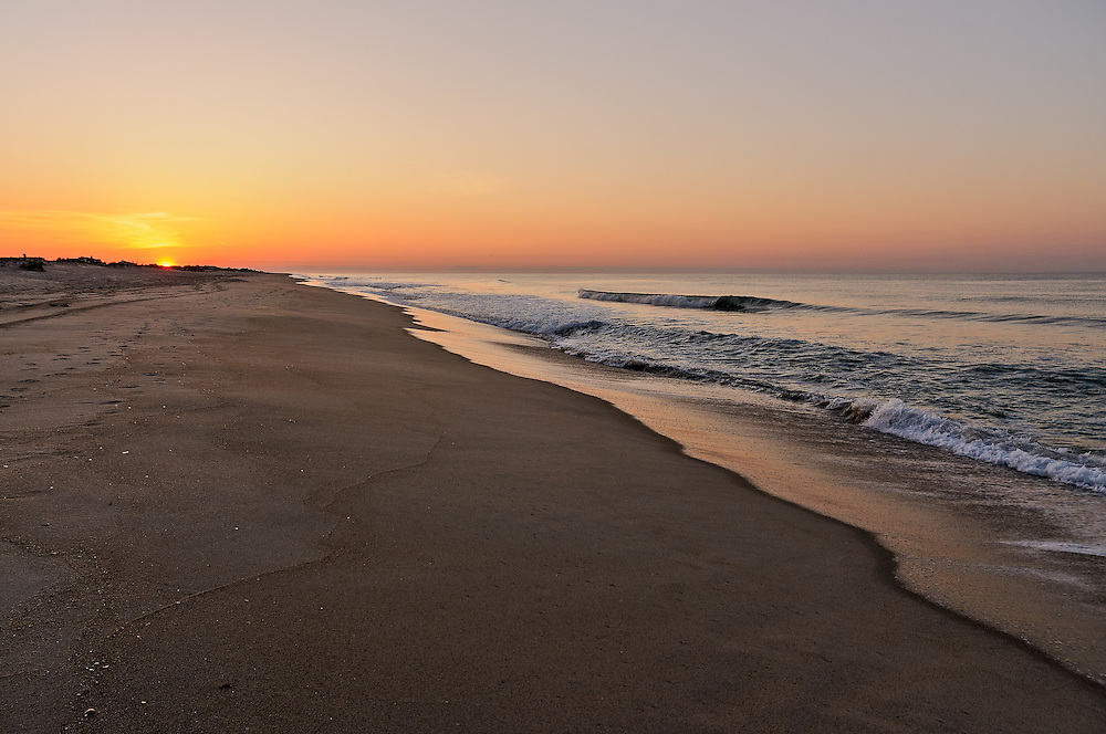 Atlantic Ocean, Southampton, Long Island, New York