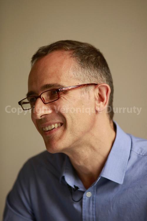 Renaud Pelle, directeur de l'Hôpital Trousseau à Paris