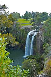 No caminho para o norte da Nova Zelândia, uma cidade se destaca: Whangarei. Além dos ares de interior, uma cachoeira próximo ao centro enche de beleza a região. FOTO: Lucas Uebel/Preview.com
