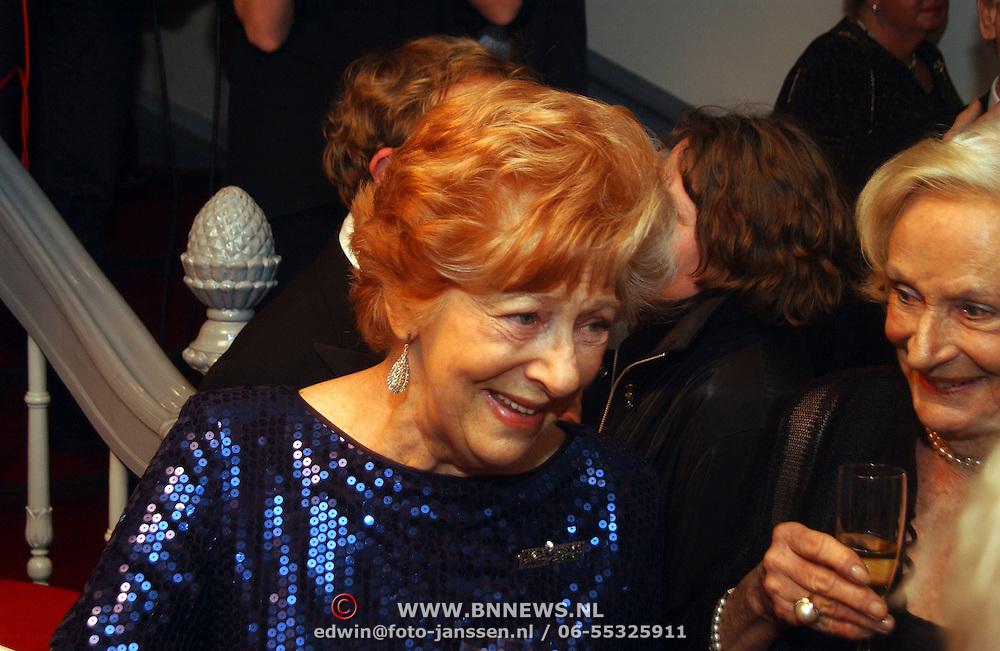 Premiere Marlene Dietrich Leiden, Ellen Vogel