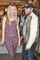 LONDON - June 013: Noelle Reno at Esprit Launch in Regent Street