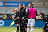 Fotball , 01 Juli 2020 , Eliteserien, AaFK - Mjøndalen , Vegard Hansen Glad etter 0-1 scoring<br /> <br /> <br /> , Foto: Srdan Mudrinic, Digitalsport