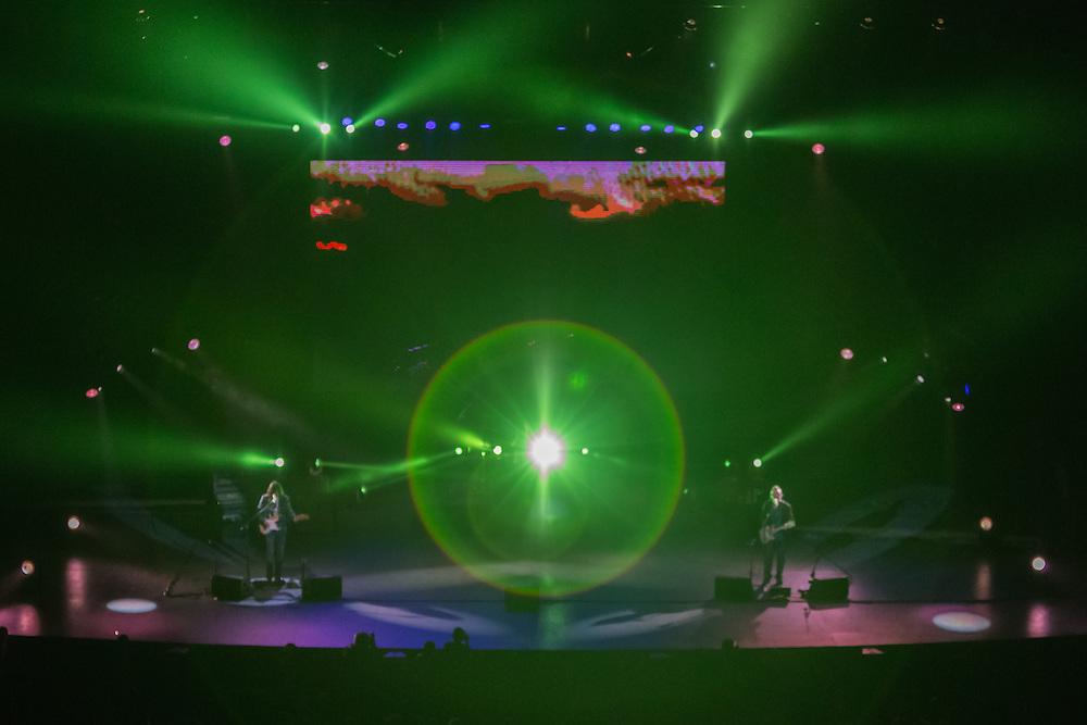 Mexico, D.F. 19/08/2015. Auditorio Nacional. Concierto del grupo argentino Enanitos Verdes. Enanitos Verdes.