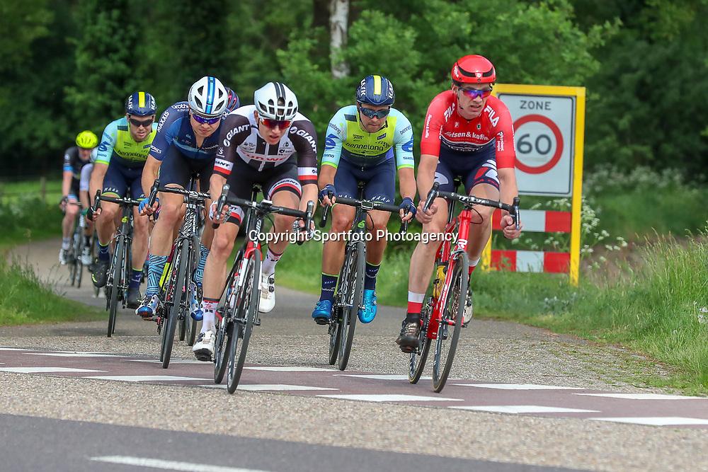 12-05-2018: Wielrennen: Ronde van Overijssel: Rijssen<br />sfeer impression