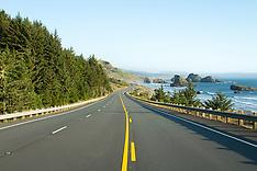 Oregon coast - Various highway 101 Photos