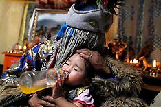 Mongolia Shaman Brothers