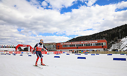 17.03.2017, Ramsau am Dachstein, AUT, Special Olympics 2017, Wintergames, Langlauf, Divisioning 5 km Freestyle, im Bild Anders Vreim Oerbeck (NOR) // during the Cross Country Divisioning 5 km Freestyle at the Special Olympics World Winter Games Austria 2017 in Ramsau am Dachstein, Austria on 2017/03/17. EXPA Pictures © 2017, PhotoCredit: EXPA / Martin Huber