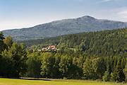 Nationalpark mit Rachel, Bayerischer Wald, Bayern, Deutschland | national park with Mt. Rachel, Bavarian Forest, Bavaria, Germany