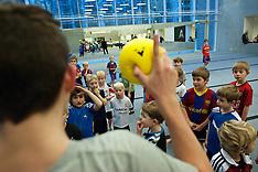 20120131 Gymnastik træning for drenge