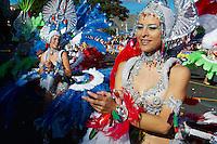 Espagne. Iles Canaries. Tenerife. Carnaval de santa Cruz de Tenerife. // Spain. Canary islands. Tenerife. Carnival of Santa Cruz de Tenerife.