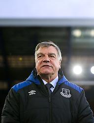 Everton manager Sam Allardyce - Mandatory by-line: Robbie Stephenson/JMP - 23/04/2018 - FOOTBALL - Goodison Park - Liverpool, England - Everton v Newcastle United - Premier League