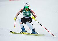 Macomber Cup Slalom at Gunstock Ski Club.    ©2020 Karen Bobotas Photographer