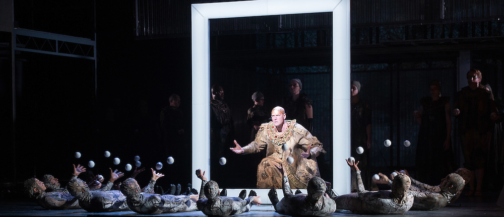STRICT EMBARGO on images until 19.30 4th March 2016<br />
