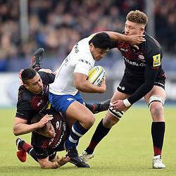 Saracens v Bath Rugby