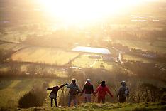 DEC 21 2012 Winter Solstice  -  Glastonbury