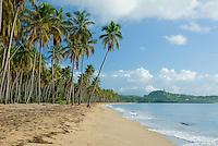 Playa Lucía beach