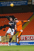 Kostadin Gadzhalov of Dundee - Dundee United v Dundee, SPFL Under 20 Development League at Tannadice Park, Dundee<br /> <br />  - © David Young - www.davidyoungphoto.co.uk - email: davidyoungphoto@gmail.com