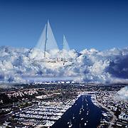 Sailboats/Luxury Yachts/Tall Ships