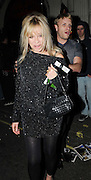30.JULY.2009 - LONDON<br /> <br /> JO WOOD LEAVING MAHIKI NIGHT CLUB IN MAYFAIR AND WHEN GETTING IN THE CAR SHE HAD HER LEGS WIDE OPEN.<br /> <br /> BYLINE: EDBIMAGEARCHIVE.COM<br /> <br /> *THIS IMAGE IS STRICTLY FOR UK NEWSPAPERS & MAGAZINES ONLY*<br /> *FOR WORLDWIDE SALES & WEB USE PLEASE CONTACT EDBIMAGEARCHIVE - 0208 954 5968*
