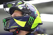#46 Valentino Rossi, Italian: Movistar Yamaha MotoGP during the MotoGP Round 19 Gran Premio Motul de la Comunitat Valenciana Circuit Ricardo Tormo, Cheste, Valencia,  Spain on 17 November 2018. Picture by Graham Holt.