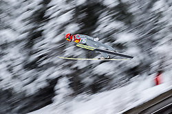 15.12.2017, Nordische Arena, Ramsau, AUT, FIS Weltcup Nordische Kombination, Skisprung, im Bild Johannes Rydzek (GER) // Johannes Rydzek of Germany during Cross Country Training of FIS Nordic Combined World Cup, at the Nordic Arena in Ramsau, Austria on 2017/12/15. EXPA Pictures © 2017, PhotoCredit: EXPA/ Dominik Angerer