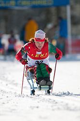 VAUCHOK Liudmila, Biathlon Long Distance, Oberried, Germany