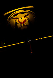 November 24, 2017 - Abu Dhabi, United Arab Emirates - Lewis Hamilton of Great Britain and Mercedes Team driver goes during the first practice at Formula One Etihad Airways Abu Dhabi Grand Prix on Nov 24, 2017 in Yas Marina Circuit, Abu Dhabi, UAE. (Credit Image: © Robert Szaniszlo/NurPhoto via ZUMA Press)