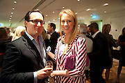 SIMON LIEBEL; LILY KING, Book launch party for the paperback of Nicky Haslam's book 'Sheer Opulence', at The Westbury Hotel. London. 21 April 2010