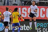 US Women v Brazil