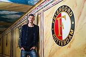 Michiel Kramer, spits van Feyenoord