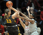 UNM vs Wyoming Womens basketball