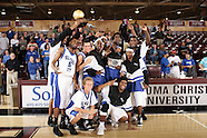 Oklahoma City Univ BBall vs USAO - 3/10/2008