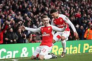 300116 Arsenal v Burnley