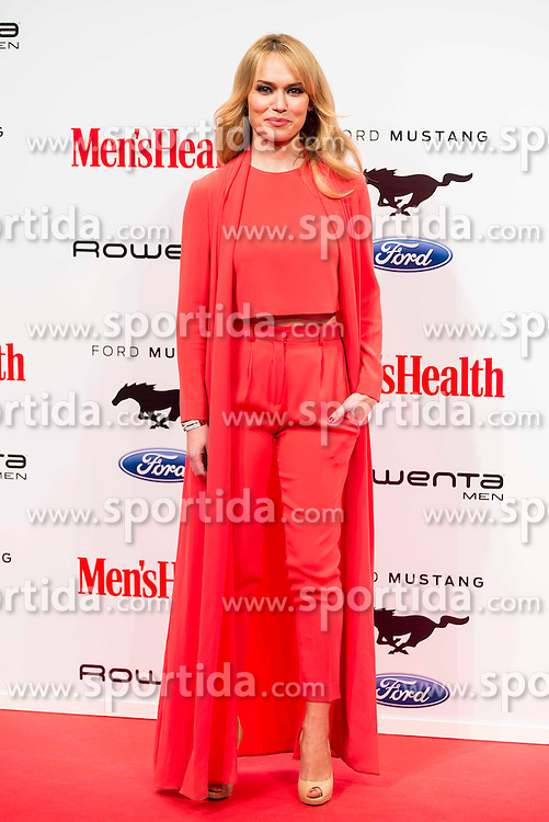 28.01.2016, Goya Theatre, Madrid, ESP, Men'sHealth Awards, im Bild Patricia Conde attends // to the delivery of the Men'sHealth awards at Goya Theatre in Madrid, Spain on 2016/01/28. EXPA Pictures &copy; 2016, PhotoCredit: EXPA/ Alterphotos/ BorjaB.hojas<br /> <br /> *****ATTENTION - OUT of ESP, SUI*****