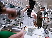 Fiesso, Padova: fabbrica scarpe Louis Vuitton Italy, Padoa, louis vuitton shoe factory.