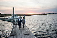 Cape Cod wedding — Shawn Hill and Patrick Maroney