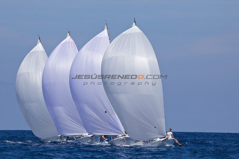 santader worlds j80  regatas 8-9-10