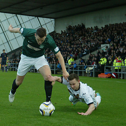 Dumbarton v Hibs | Scottish Championship | 22 November 2014