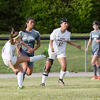 04-10-17 Berryville Girls Soccer vs. Siloam Springs
