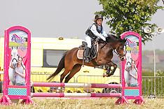 Nationale Wedstrijd Jonge Pony's Zonnebeke 2013