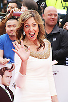 Allison Janney, Spy - European Film Premiere, Leicester Square, London UK, 27 May 2015, Photo by Richard Goldschmidt
