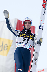 Wolfgang Loitzl of Austria after he competed during Final round of the FIS Ski Jumping World Cup event of the 58th Four Hills ski jumping tournament, on January 3, 2010 in Bergisel, Innsbruck, Austria.(Photo by Vid Ponikvar / Sportida)