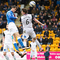 St Johnstone v Inverness