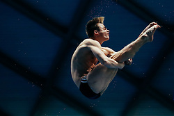 Jack Haslam from City of Sheffield Diving Club competes in the Mens 3m Springboard - Mandatory byline: Rogan Thomson/JMP - 11/06/2016 - DIVING - Ponds Forge - Sheffield, England - British Diving Championships 2016 Day 2.