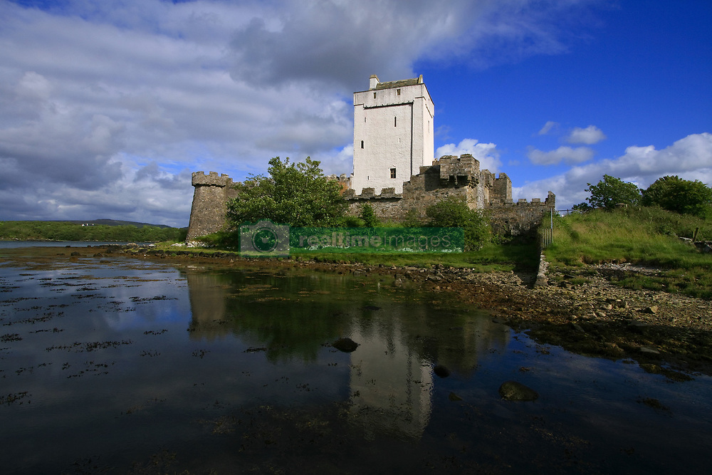 July 21, 2019 - Doe Castle, Carrigart, County Donegal, Ireland (Credit Image: © Peter Zoeller/Design Pics via ZUMA Wire)