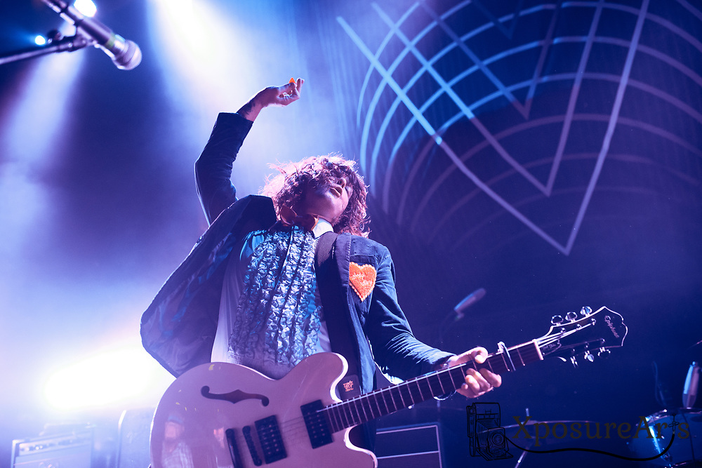 Beach Slang performs at the Great American Music Hall in San Francisco, CA.