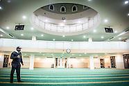 Essalam moskee in Rotterdam