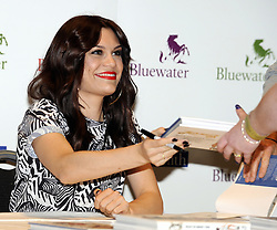 "© Licensed to London News Pictures. 28/09/2012.Singer Jessie J  at  Bluewater shopping complex in Kent tonight (28.09.2012) to sign copies of her new book. "" Nice to meet you"".Photo credit : Grant Falvey/LNP"
