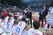 DESCRIZIONE : Pesaro Lega A 2012-13 Scavolini Banca Marche Pesaro Enel Brindisi<br /> GIOCATORE : Zare Markovki<br /> CATEGORIA : coach time out<br /> SQUADRA : Scavolini Banca Marche Pesaro<br /> EVENTO : Campionato Lega A 2012-2013 <br /> GARA : Scavolini Banca Marche Pesaro Enel Brindisi<br /> DATA : 10/03/2013<br /> SPORT : Pallacanestro <br /> AUTORE : Agenzia Ciamillo-Castoria/C.De Massis<br /> Galleria : Lega Basket A 2012-2013  <br /> Fotonotizia : Pesaro Lega A 2012-13 Scavolini Banca Marche Pesaro Enel Brindisi<br /> Predefinita :