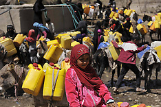 MAR 09 2014 Villagers fetch clean water